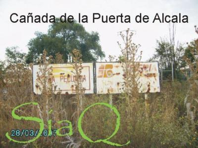 Cañada de la Puerta de Alcalá