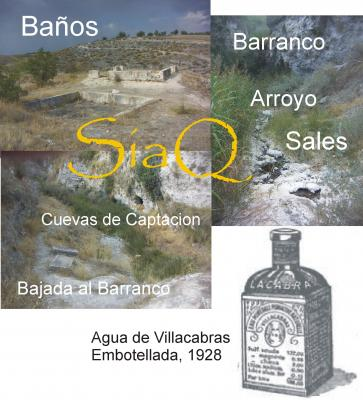 Aguas y baños de Villacabras